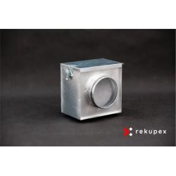 Filtrační box 100 mm (filtrační kazeta)