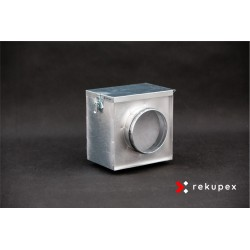 Filtrační box 200 mm (filtrační kazeta)