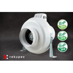 Ventilátor VENTS VK 100 EC 340 m3/h s EC motorem