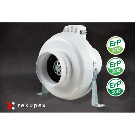 Ventilátor VENTS VK 125 EC 340 m3/h s EC motorem
