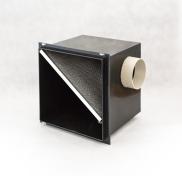 Tukový filtr do ventilačního potrubí