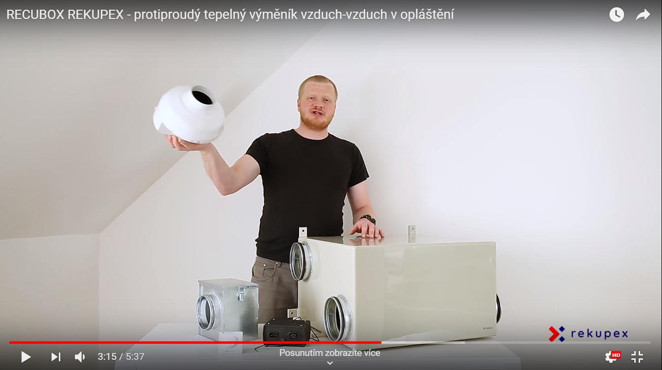 VIDEOPREZENTACE RECUBOXU REKUPEX